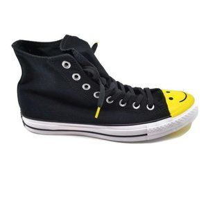 Converse Chuck Taylor All Stars Hi Smiley Face